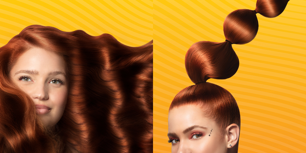"""<strong>Hair Cuttery's new 'Change It Up"""" campaign celebrates stylists' skills as makeover artists.</strong>"""