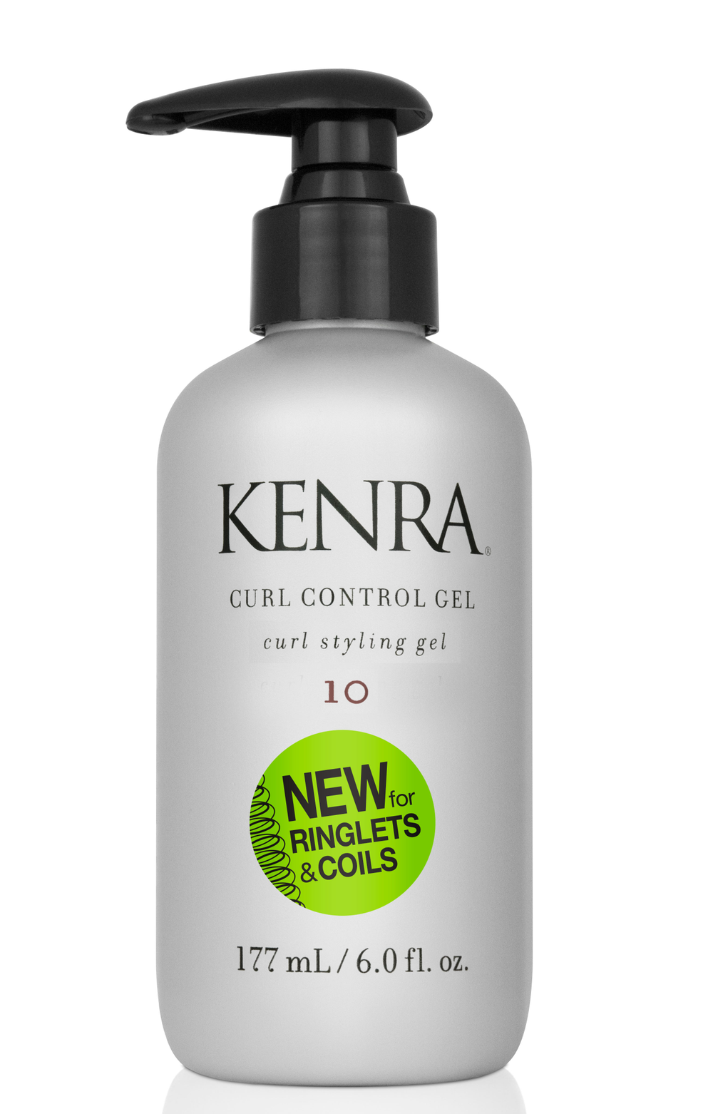 New Kenra Curl Control Gel for styling ringlets and coils
