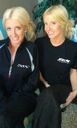 Angela and Amber Cope are working stylists pursuing their dream of racing in NASCAR.
