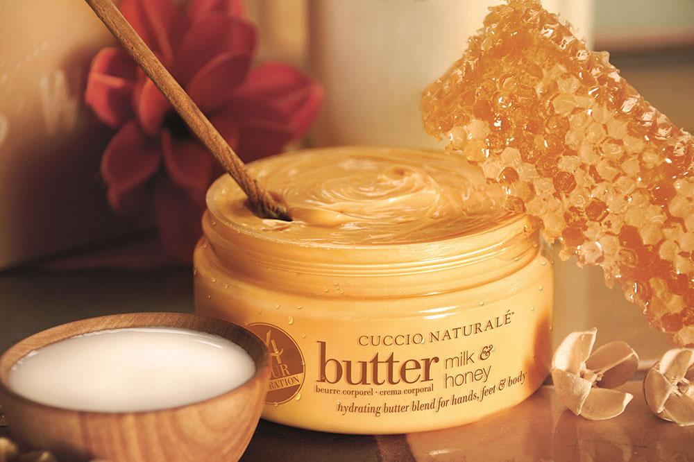Cuccio Naturalé's Butter Blends
