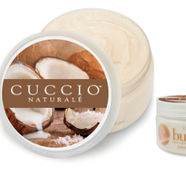 Cuccio Naturale Coconut and White Ginger Butter Blend