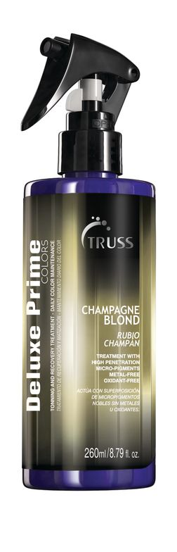 Deluxe Prime Champagne Blonde