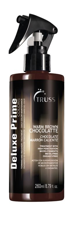 Deluxe Prime Warm Brown Chocolate