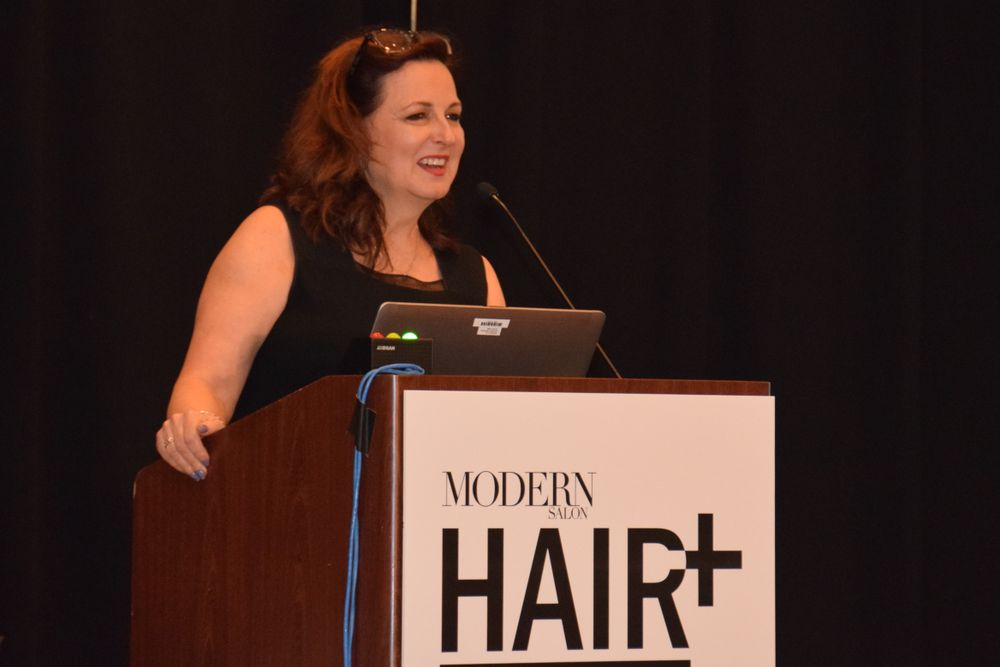 Karen Gordon shares what hair loss services can be provided at a salon and what training is required.