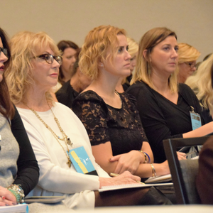 Attendees at the 2016 HAIR+ Summit.