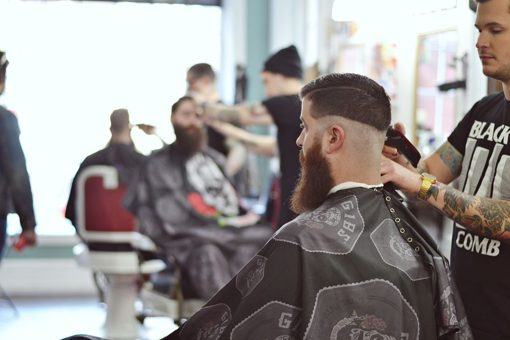 "Barber Shop<br /><br /><a href=""http://www.blackcombbarbers.com"">www.blackcombbarbers.com</a>"