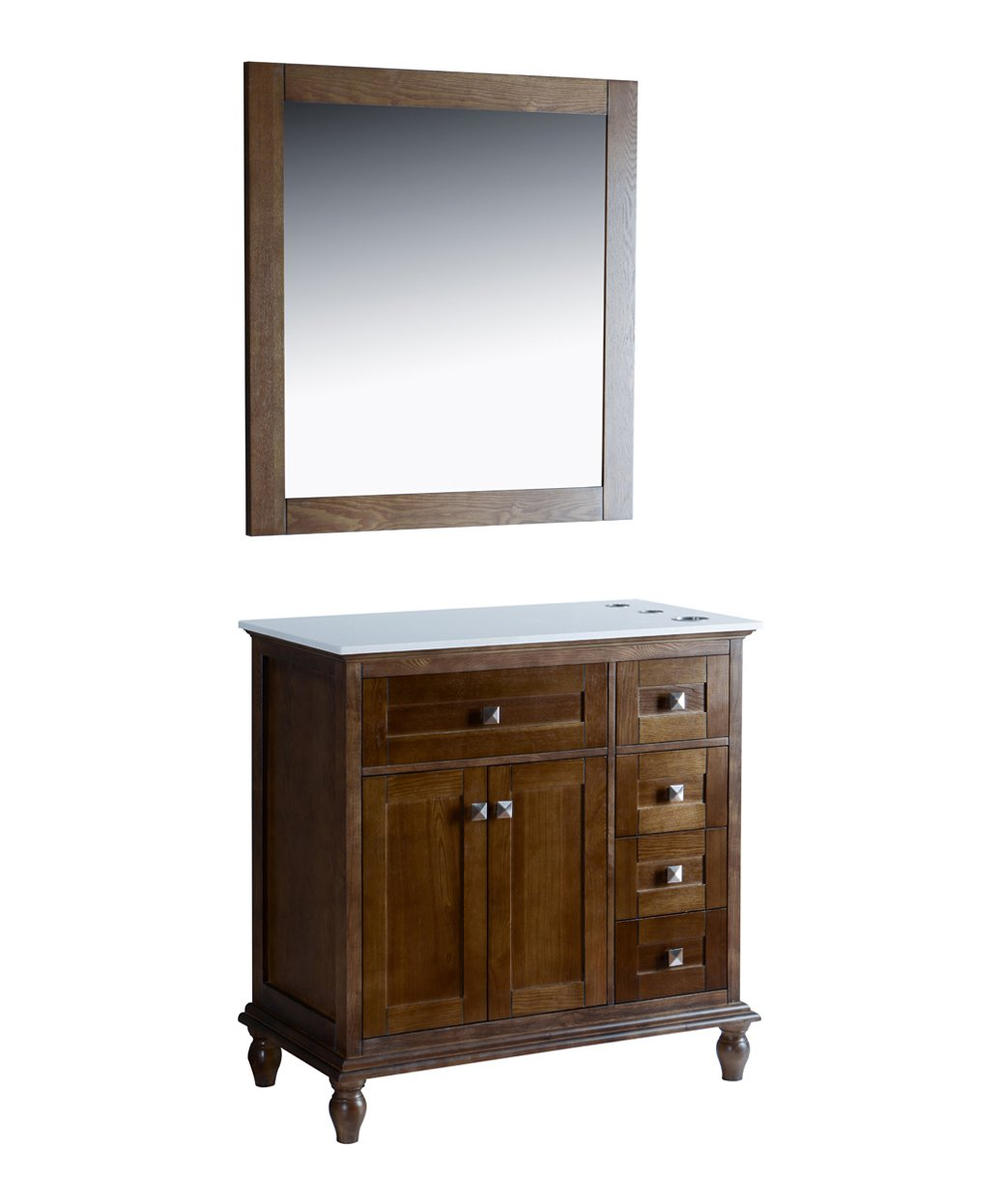 Introducing Buy-Rite's New Line of Vanity Styling Stations