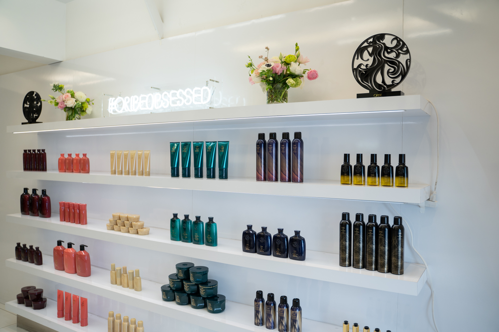 Oribe Hair Care products are now available at Sassoon Salons.