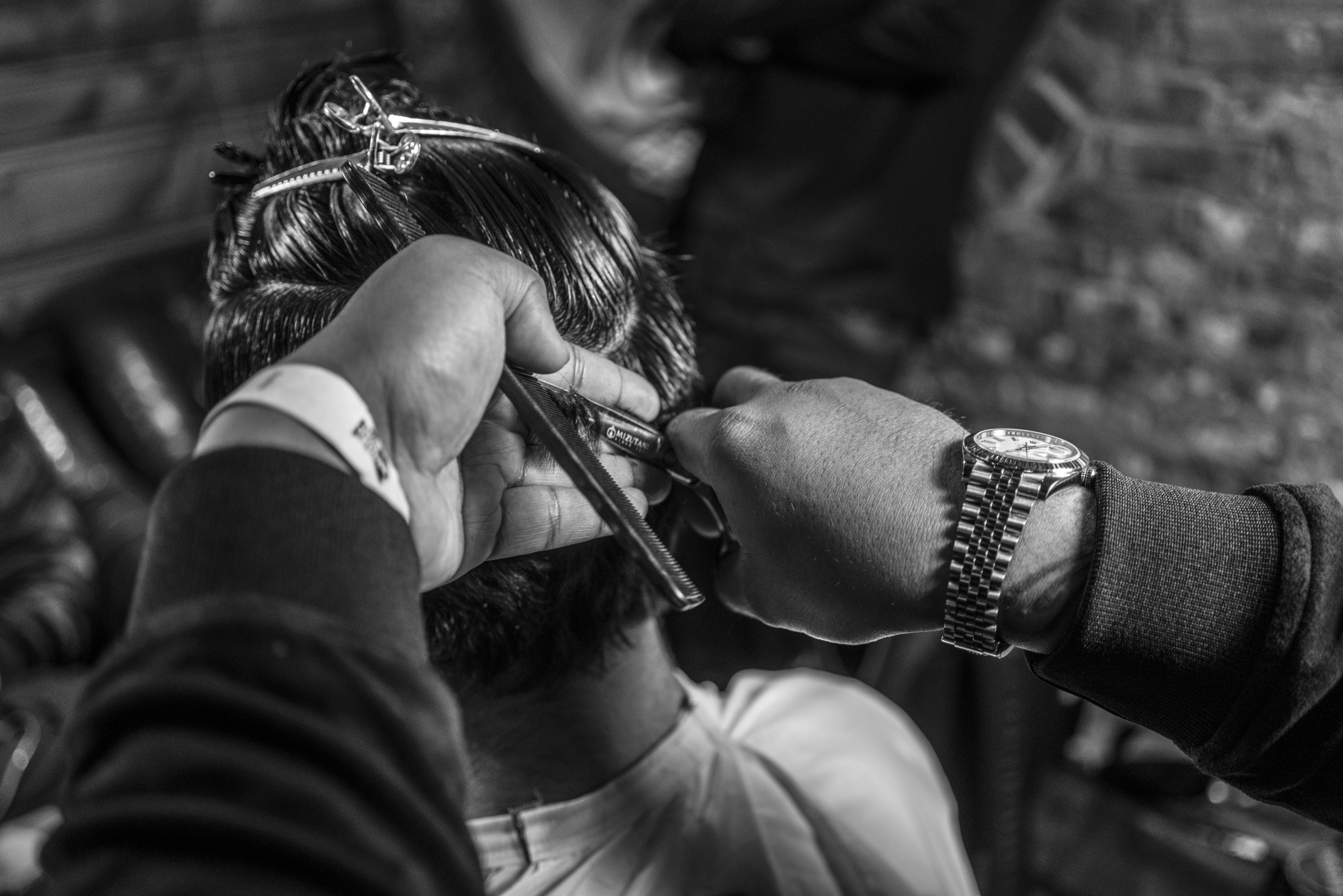American Crew Sponsors the First Barbering and Grooming Show at the Brooklyn Bowl