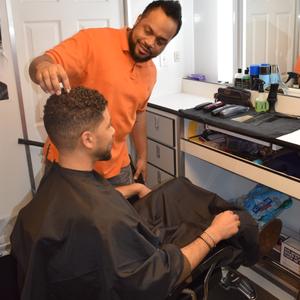 Meet the Barber Behind Men's Hair on Fox's Empire
