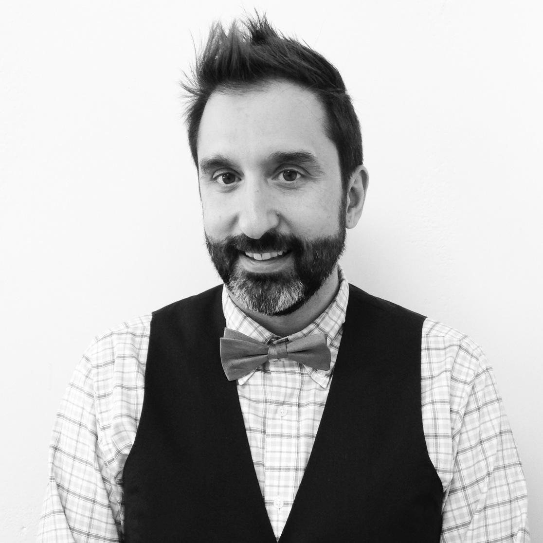 Danny LeClair, co-owner of Studio DNA in Santa Monica, California.