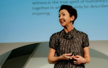 Jane Wurwand, founder and chief visionary, Dermalogica