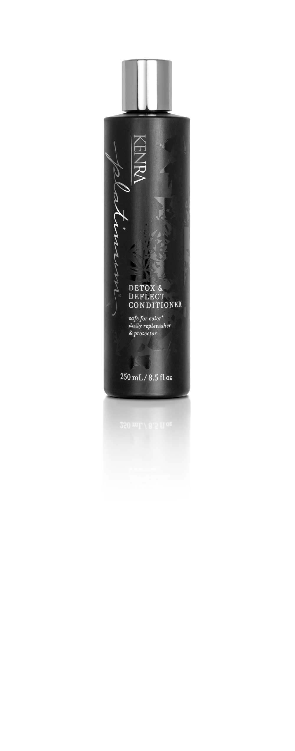 Shampoo and Conditioner: This is color safe daily care duo is enriched with activated charcoal to detoxify and precious diamond dust to deflect everyday pollutants. The Detox &amp; Deflect Conditioner is <div>enriched with diamond dust to deflect everyday pollutants.</div>