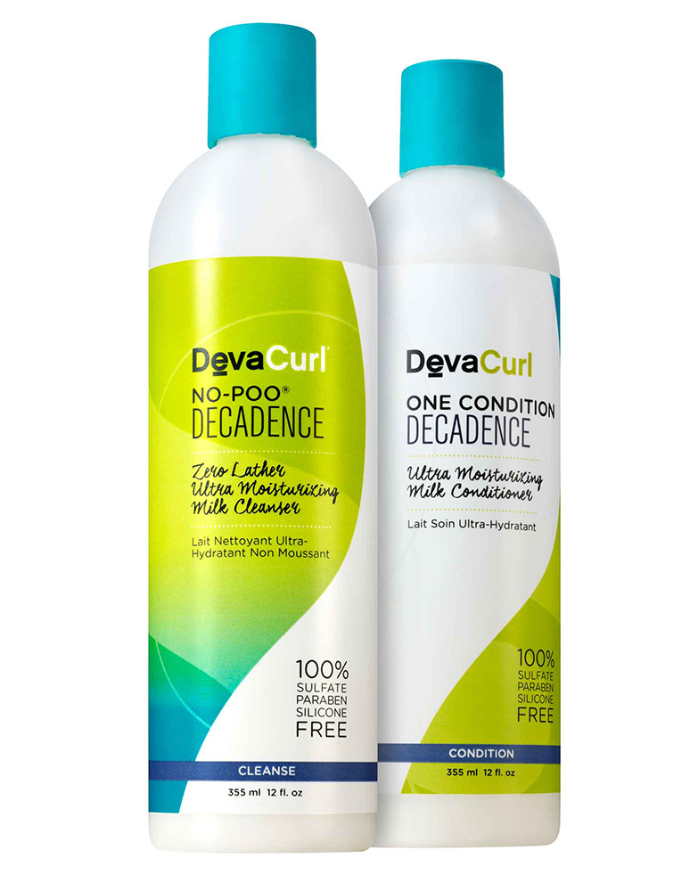 DevaCurl's Decadence Collection