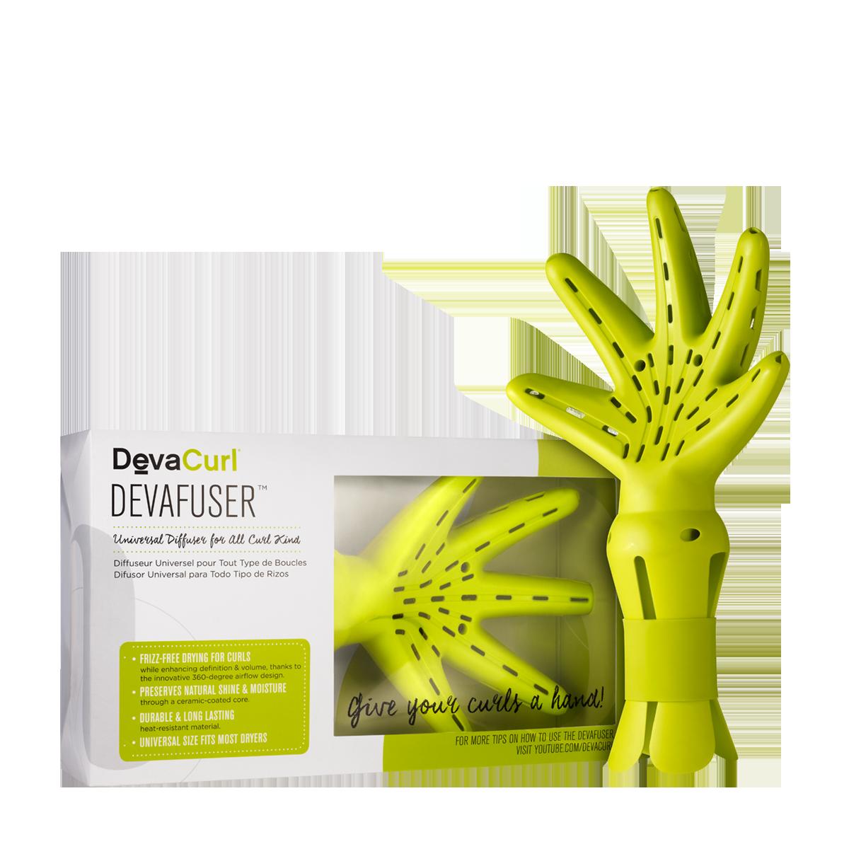 Meet DevaCurl's New and Improved DevaFuser
