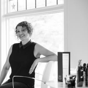 Christine DiBenedeto, owner of Wink Salon in Asheville, North Carolina, runs a blog called Big...