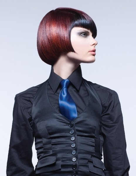 Mickey Svircevic, @Districthairstudio, Best Precision Cut