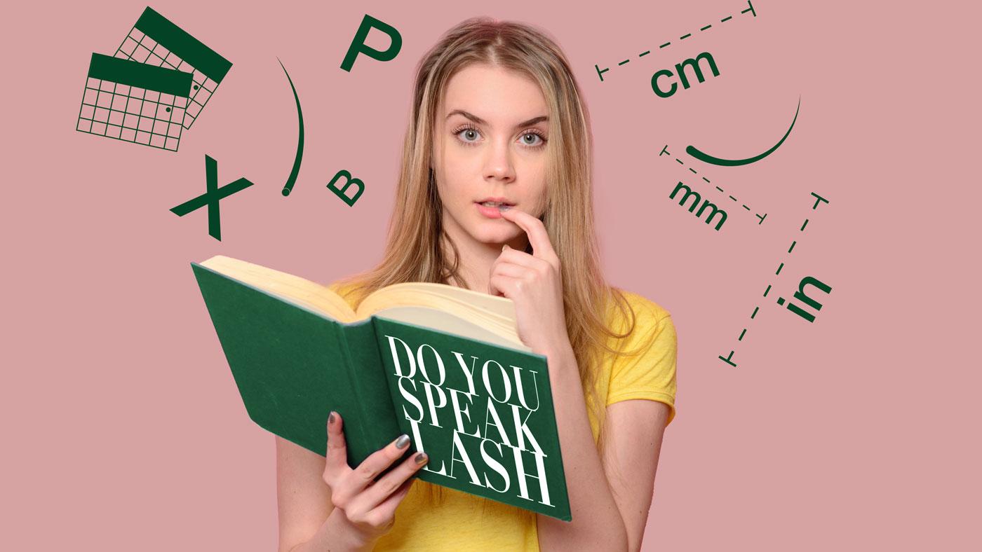 Do You Speak Lash? Test Your Lash Language Skills