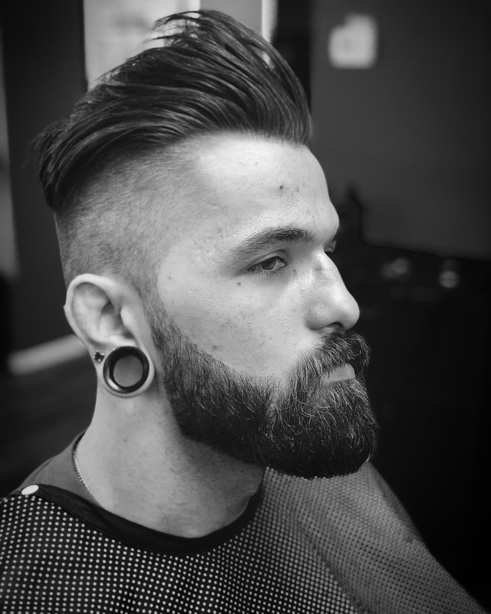 Men's Grooming Winner: Spencer Dolan