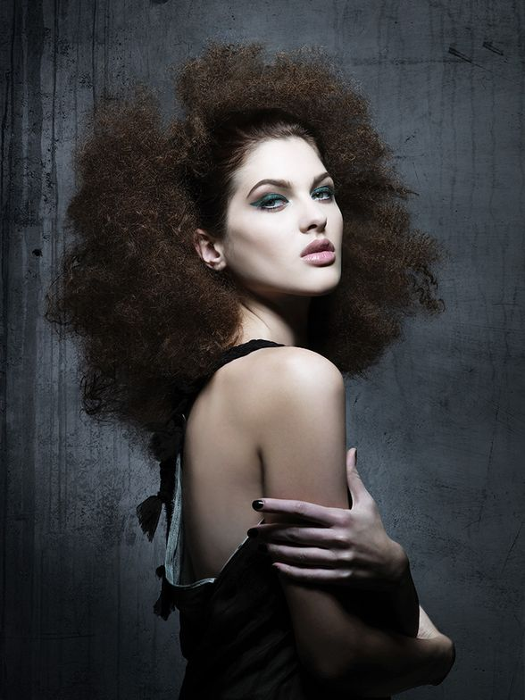 Hairstyling: Ginger Boyle/Planet Salon - Haircolor: Elle Hoppenstedt/Planet Salon - Makeup: Teal Druda - Fashion Styling: Valerj Pobega