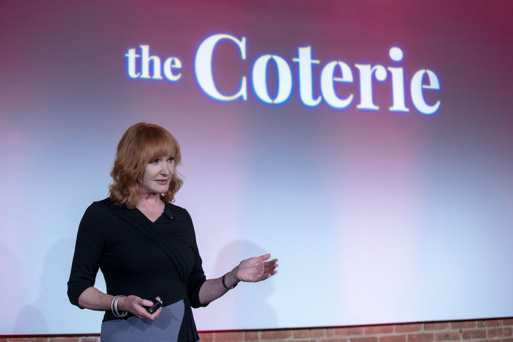 """Vivienne Mackinder chats about """"The Price For Success."""""""
