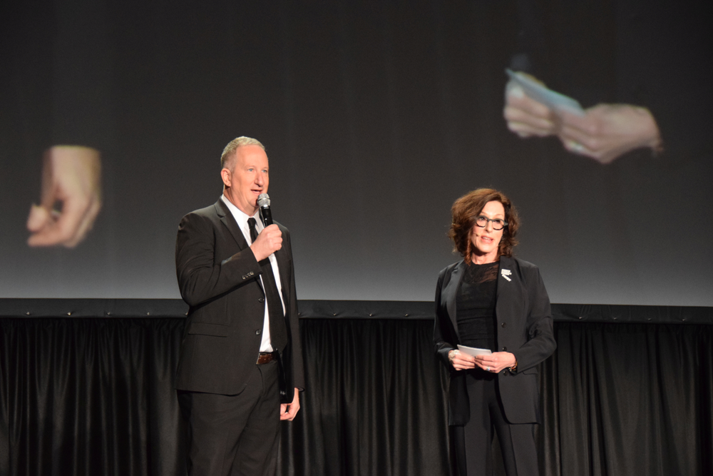 <p>Remembering the late Edwin Neill II, Edwin Neill III and Debra Neill Baker welcome nearly 1,900 salon owners, managers and stylists to Serious Business 2018.</p>