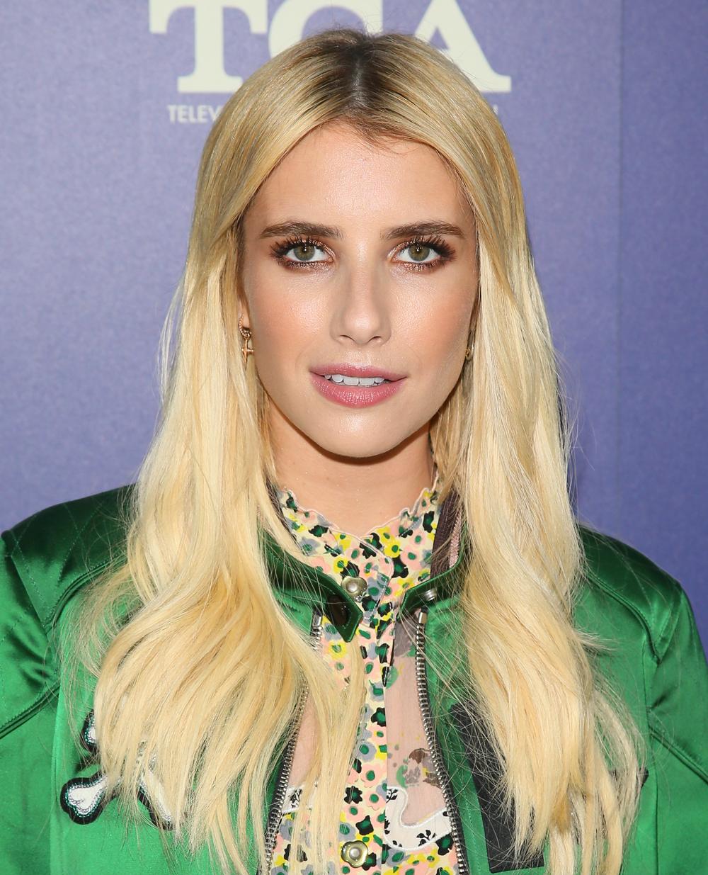 If you follow @ninezeroone, you've seen Emma Robert's hair makeovers more than a few times.
