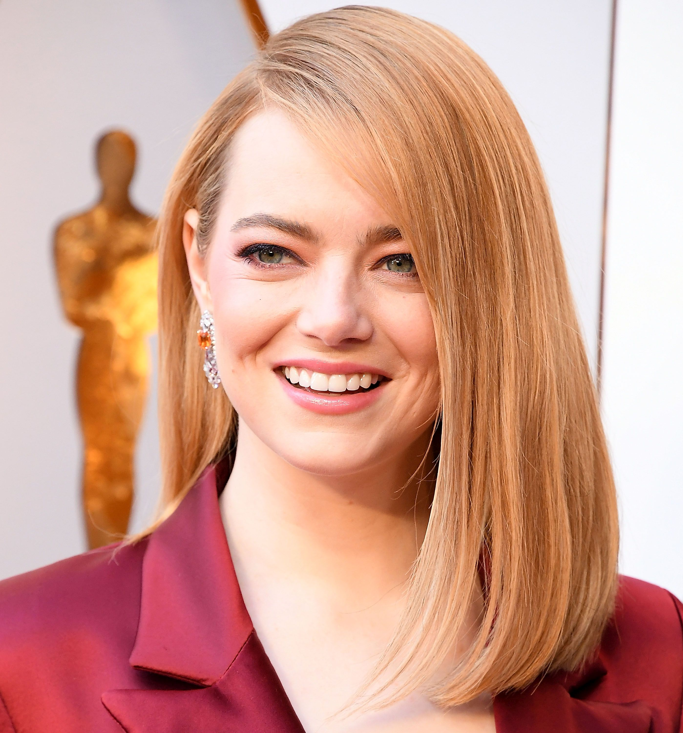 HOW-TO: Emma Stone's 2018 Oscar Hairstyle with Living Proof