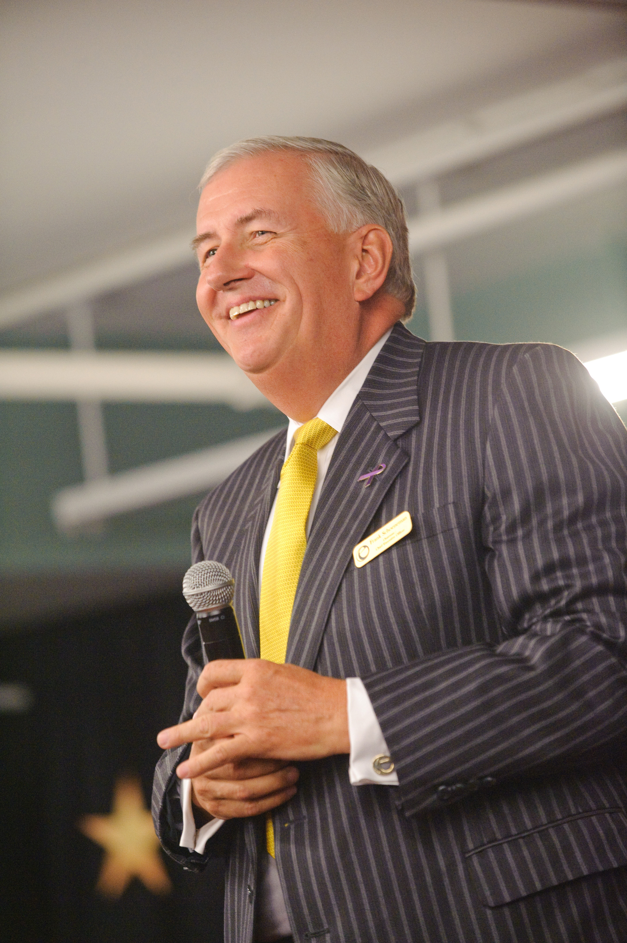 Empire Chairman and CEO Frank Schoeneman