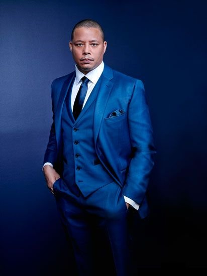 Lyon patriarch Lucious Lyon, played by Terrence Howard.