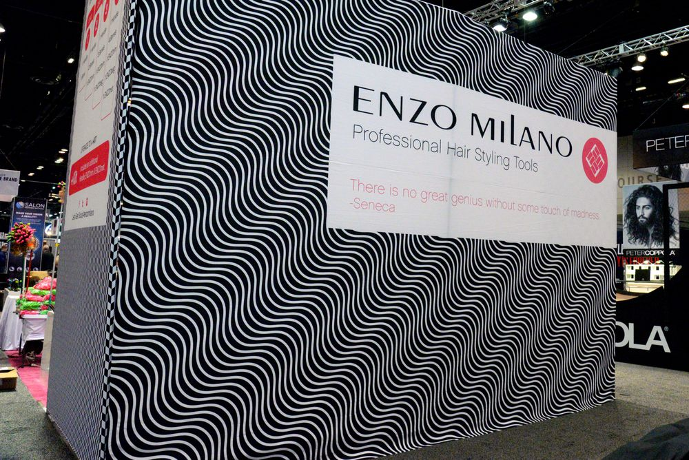 Enzo Milano, Booth #2318