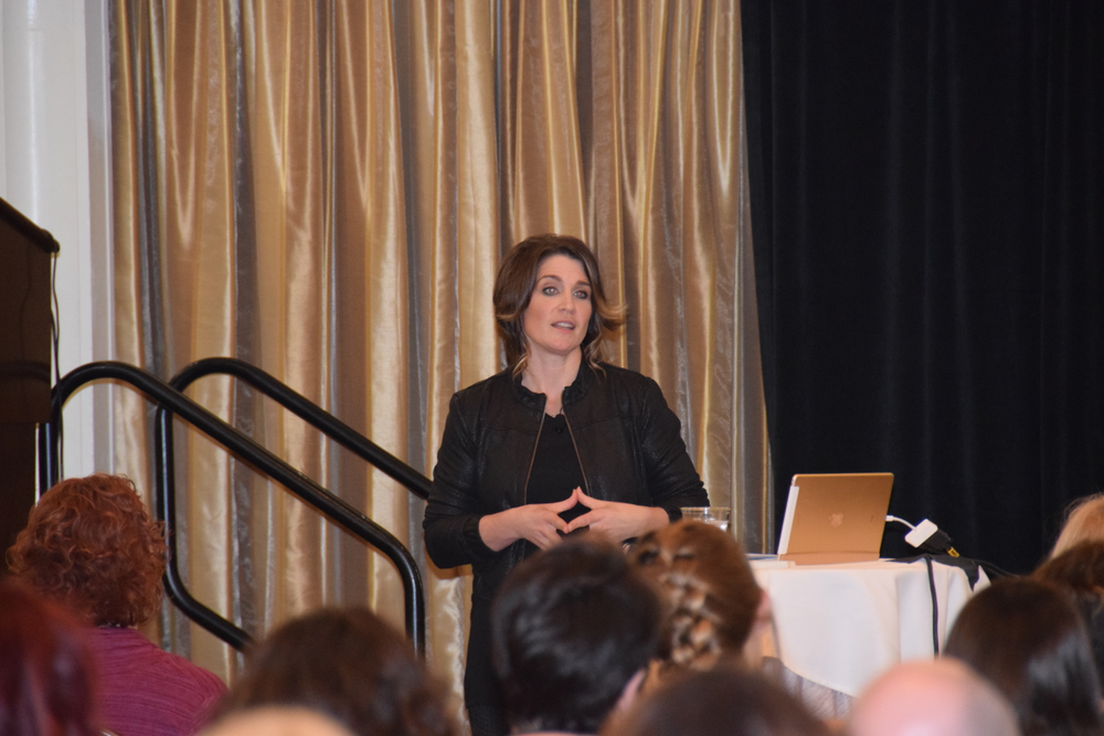 Erica Adam, director of Aveda Business College and Field Development