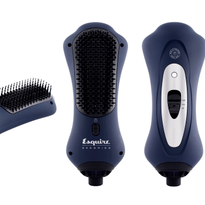 PRODUCT ALERT: A Mini Hand Brush Hair Dryer - Dry and Brush Simutaneously