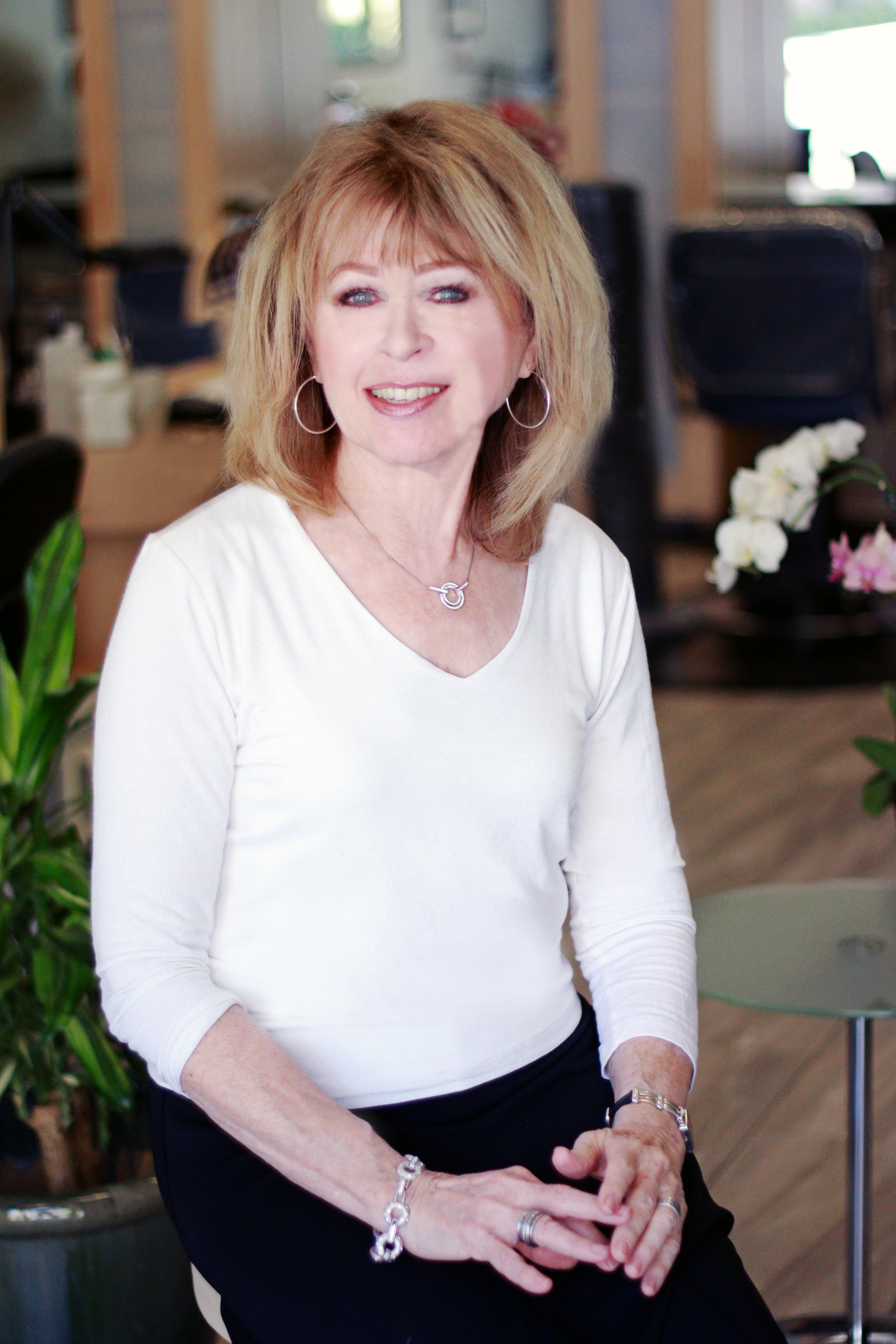 Esther Bolkin, Founder of Glad Lash and Pioneer in Single Strand Lashes Esther Bolkin