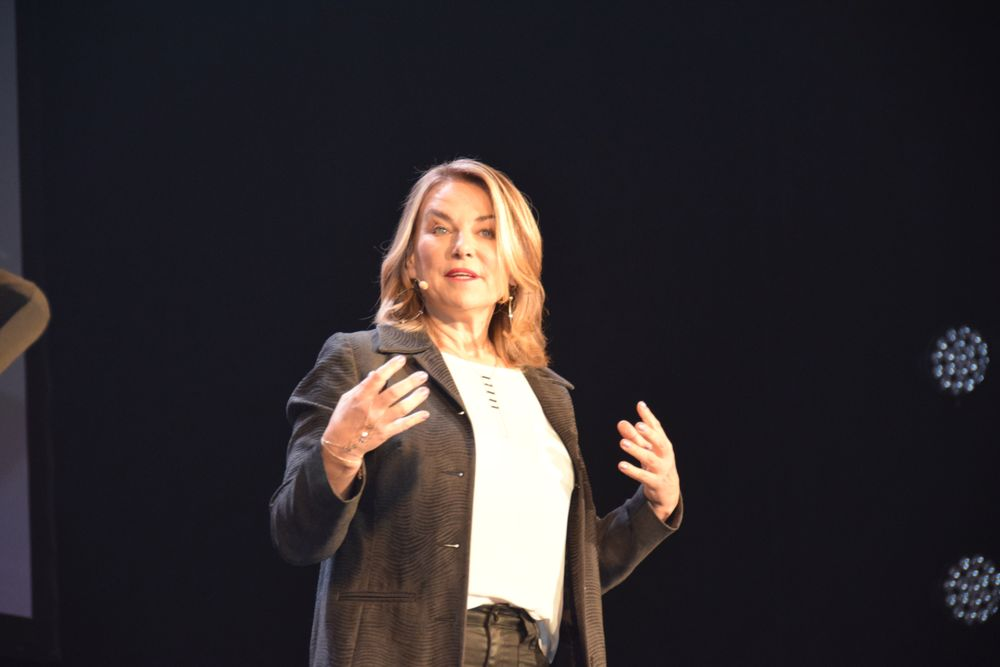 """Your relationships are your story. Write well, and edit often,"" says Psychotherapist Esther Perel."