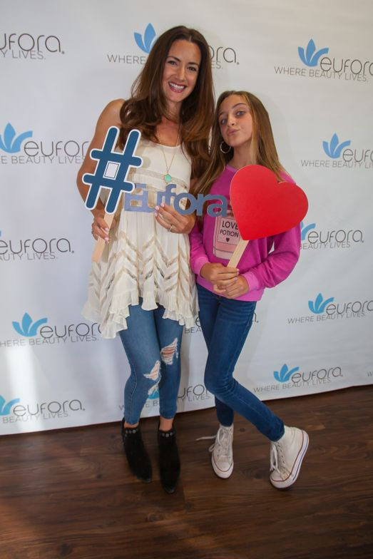 Eufora recently hosted a blowout event at their headquarters in Vista, CA to benefit Childhelp.