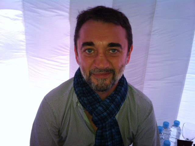 Eugene Souleiman, Wella Global Creative Director.