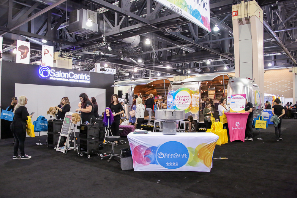 The exhibit floor offered endless education and information at Premiere Philadelphia.