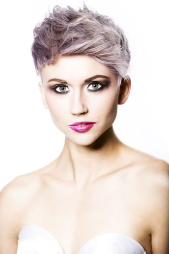 Pastel Platinum: A Violet-Infused Formula Using CHI Color