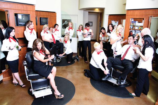 Salon Apprenticeship Programs