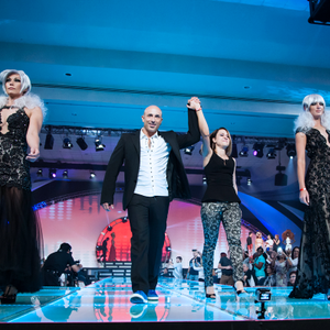 Rocky Vitelli onstage at the 2014 Farouk International Cancun Conference