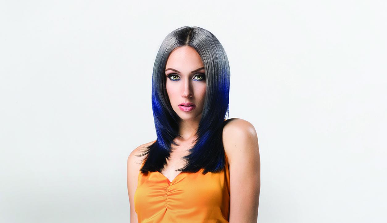 Hair: CHI Elite Artist Cynthia Diersen