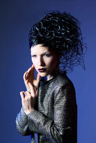 Hair Fashion Visionary, Avant Garde: Jennifer Bean