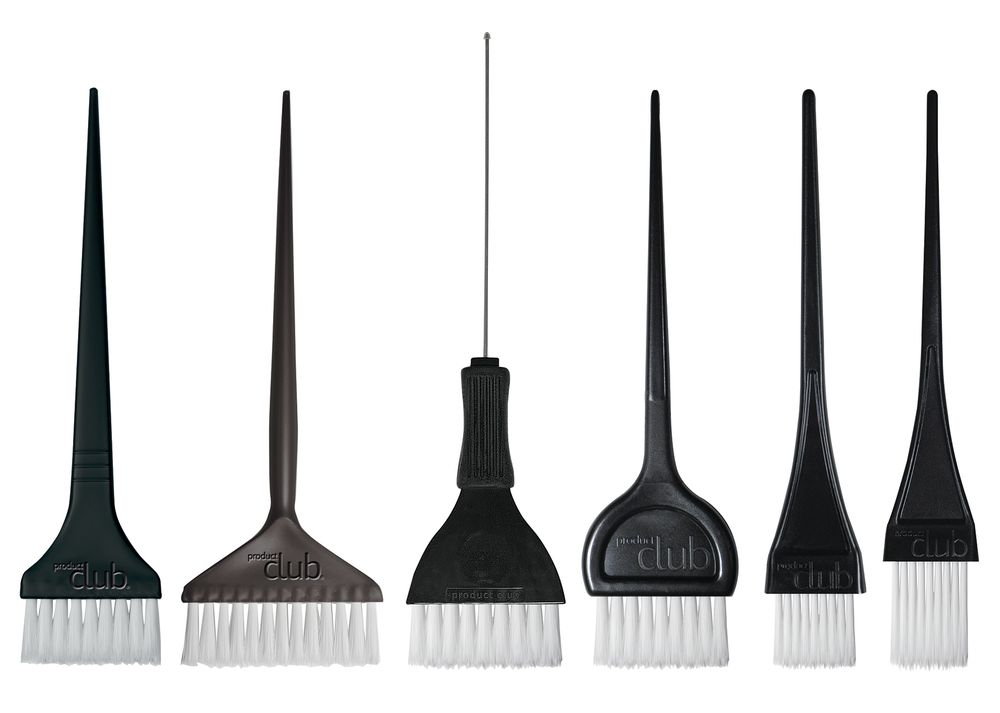 Product Club's Feather Bristle Brush Set