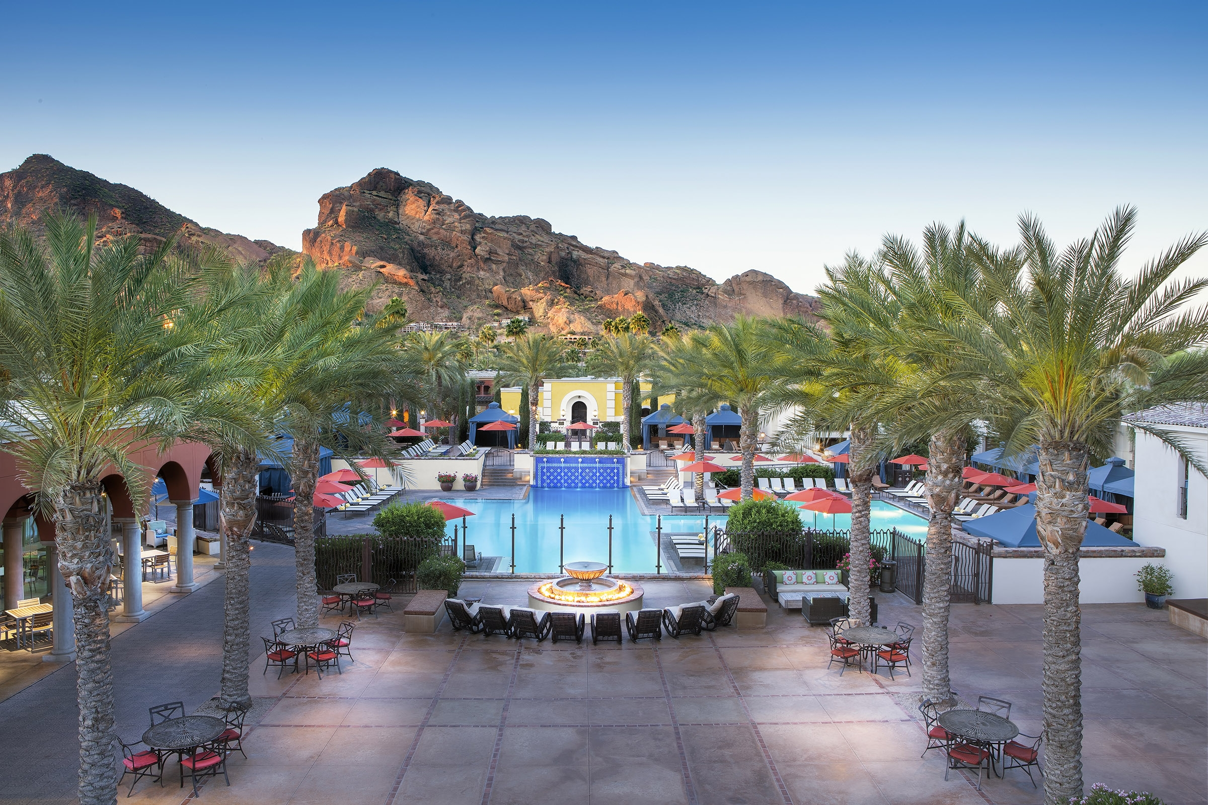 The Montelucia OMNI Scottsdale Resort and Spa will host the 2018 spring conference for the International SalonSpa Business Expo.