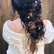 The Perfect Braid for Winter Brides