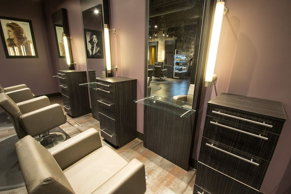 Fitgers Salon in Minnesota by Belvedere.