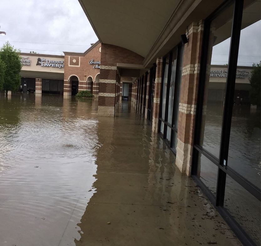 <p>A controlled flood left Josephine's flagship location under two feet of water.</p>