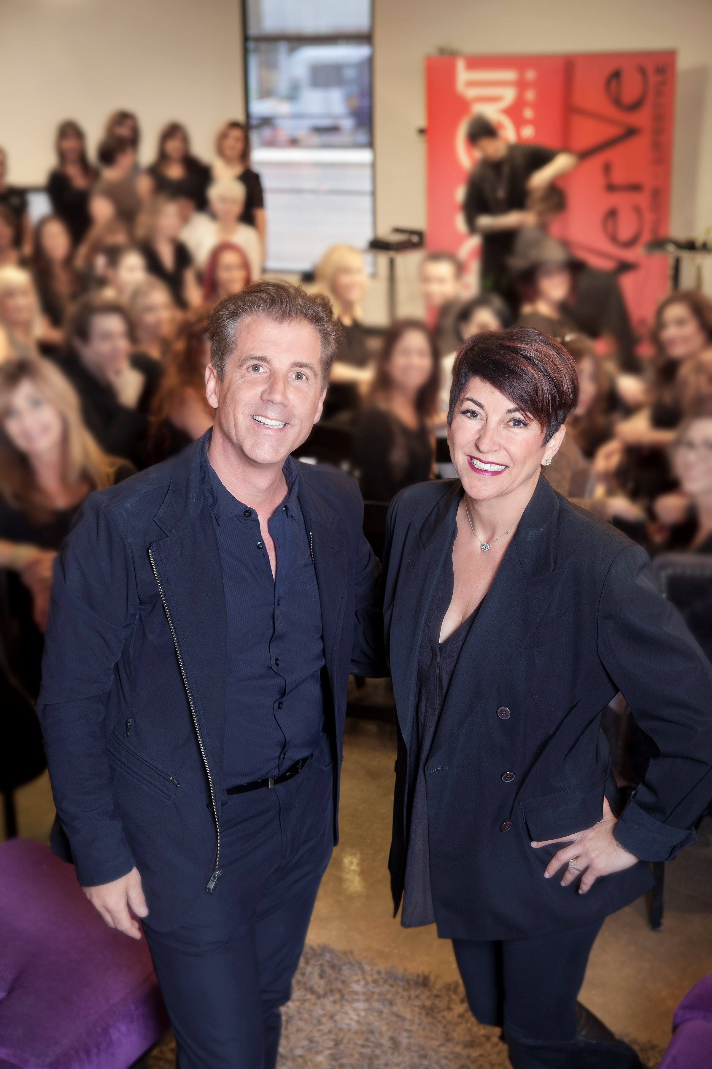 Frank and Jana Westerbeke, co-presidents of Gadabout SalonSpas in Tucson, will share their Word of the Year idea at Serious Business 2017 in New Orleans in January.
