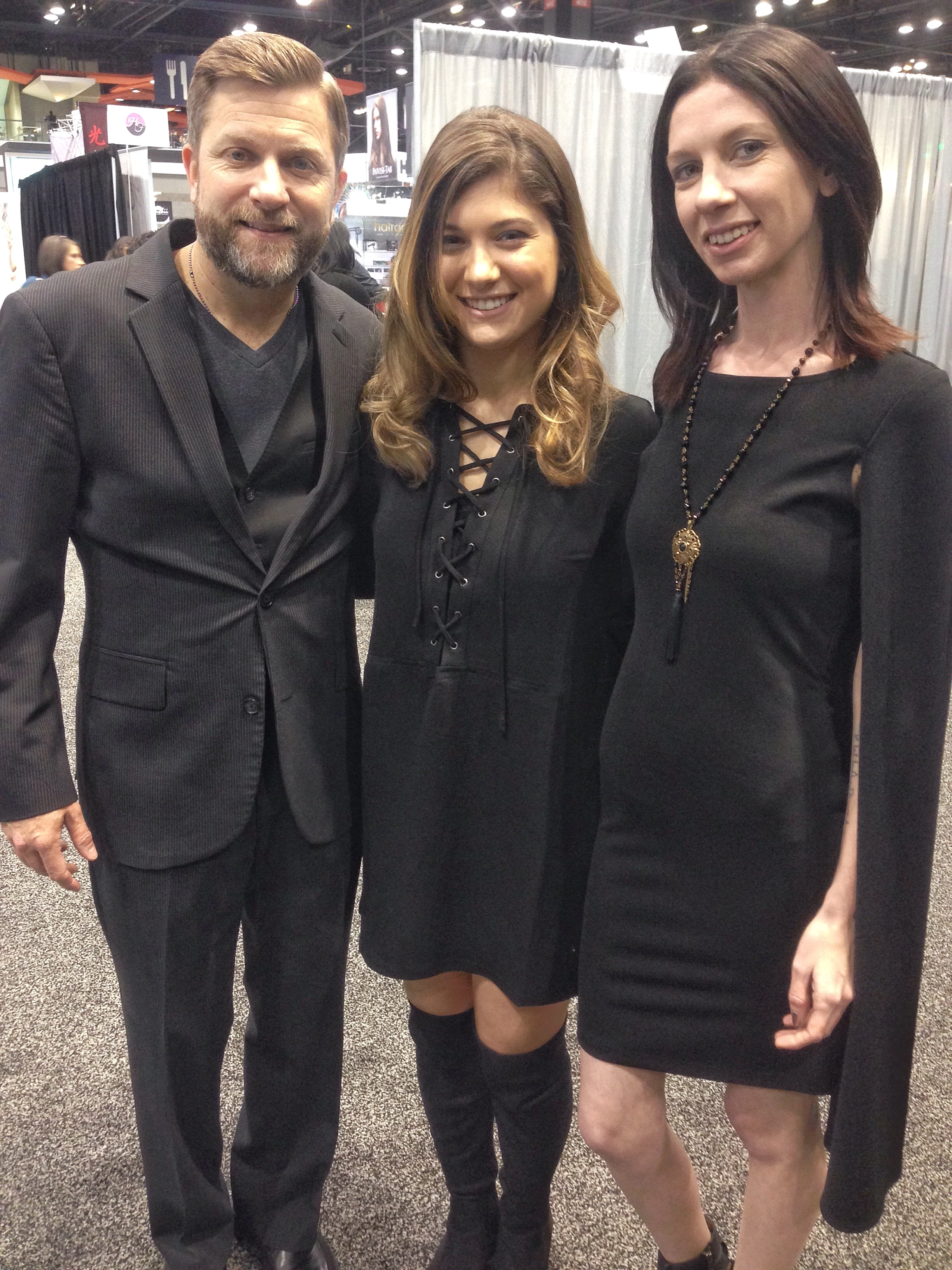 Diary of a Beauty Editor: My Cut and 'Reverse' Balayage…At a Tradeshow?
